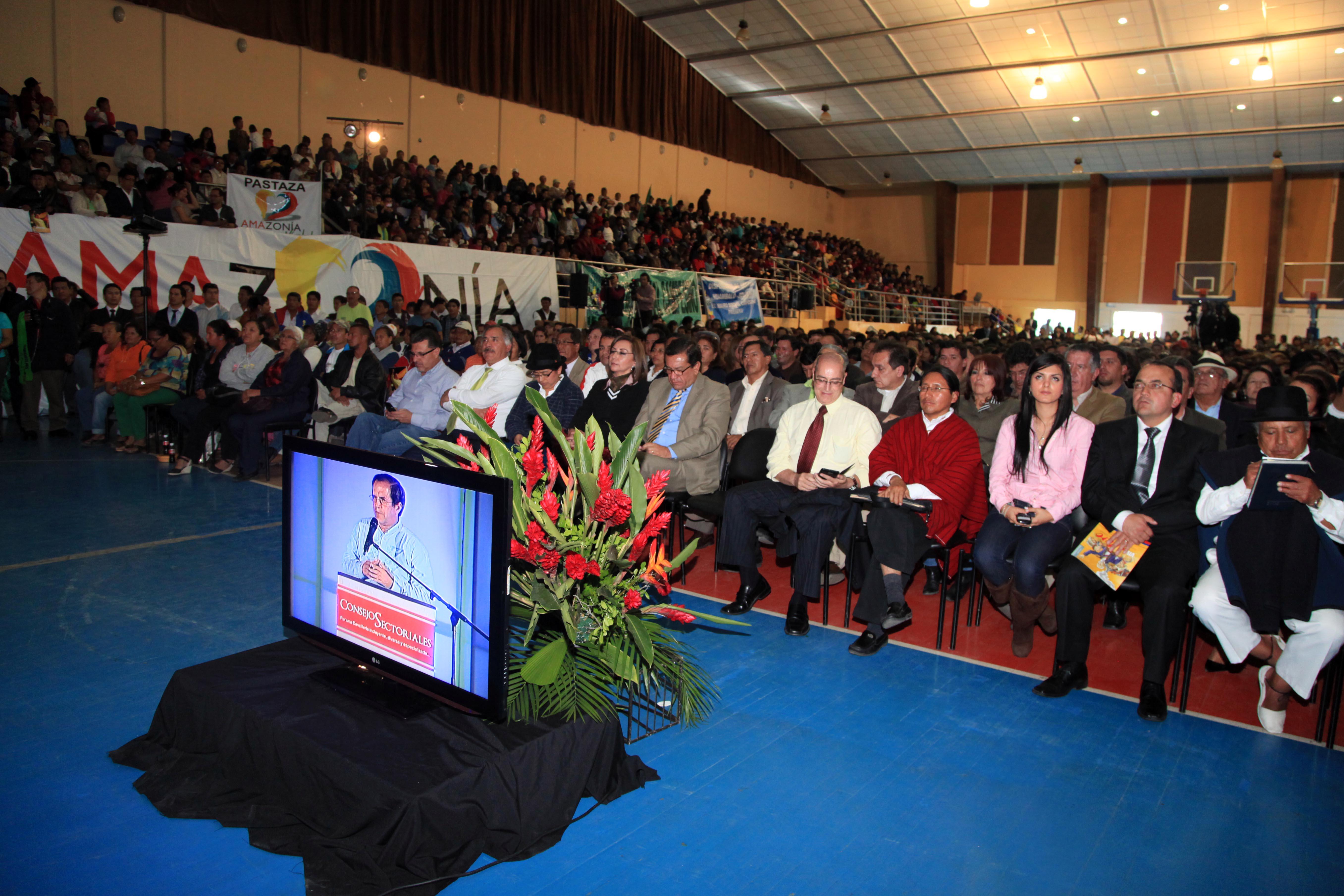 File constituci n del consejo ciudadano sectorial del for Ministerio relaciones exteriores ecuador