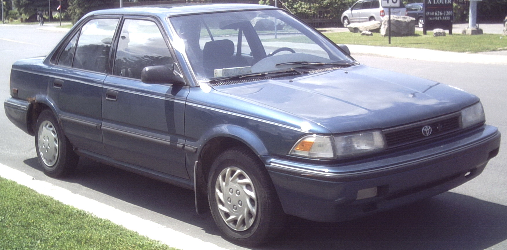 FileCorolla 1991 92