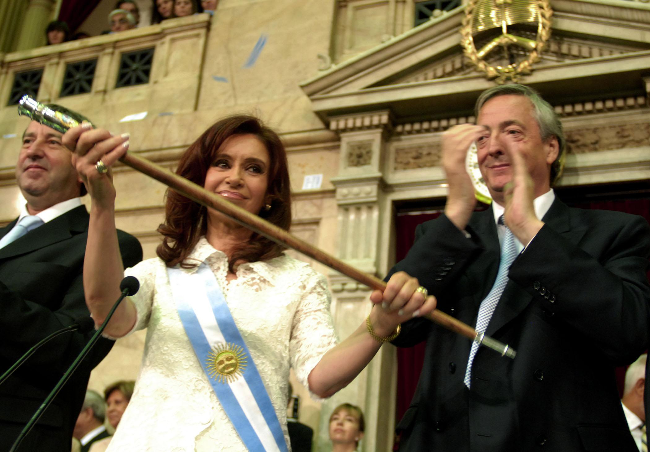 Aequitas: CFK CONTRAATACA. TERCA, SE NIEGA AL TRASPASO DEL