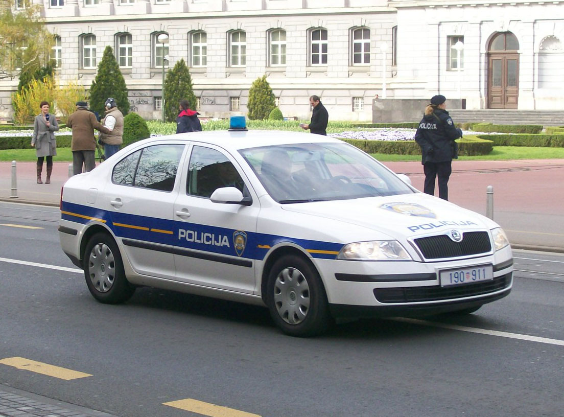 Do Police Cars Have Insurance