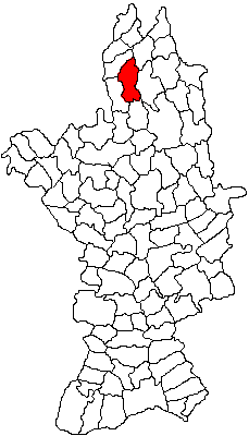 Vị trí của Cungrea