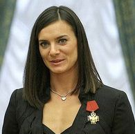 Dmitry Medvedev and Yelena Isinbayeva cropped.jpg