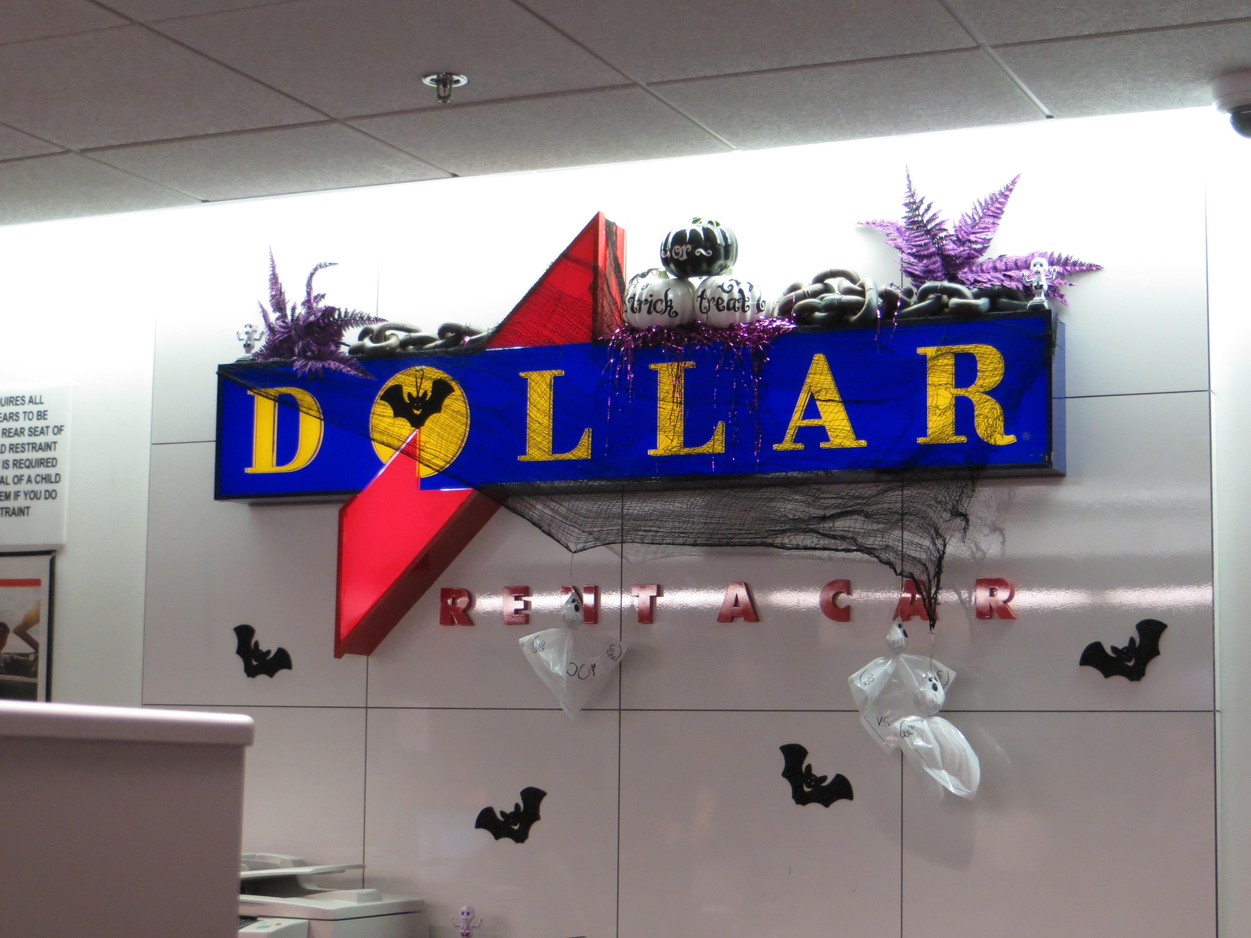 Dollar Rent A Car Amsterdam Schiphol
