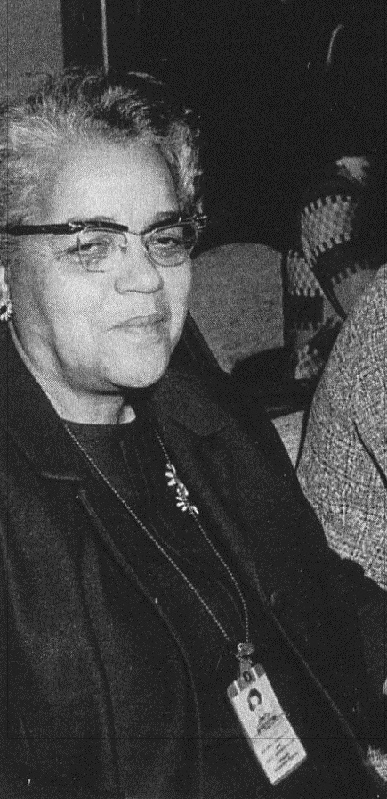 image of Dorothy Vaughan