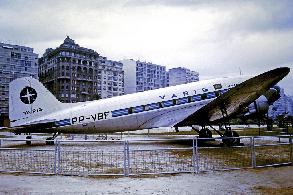 Resultado de imagem para DC-3