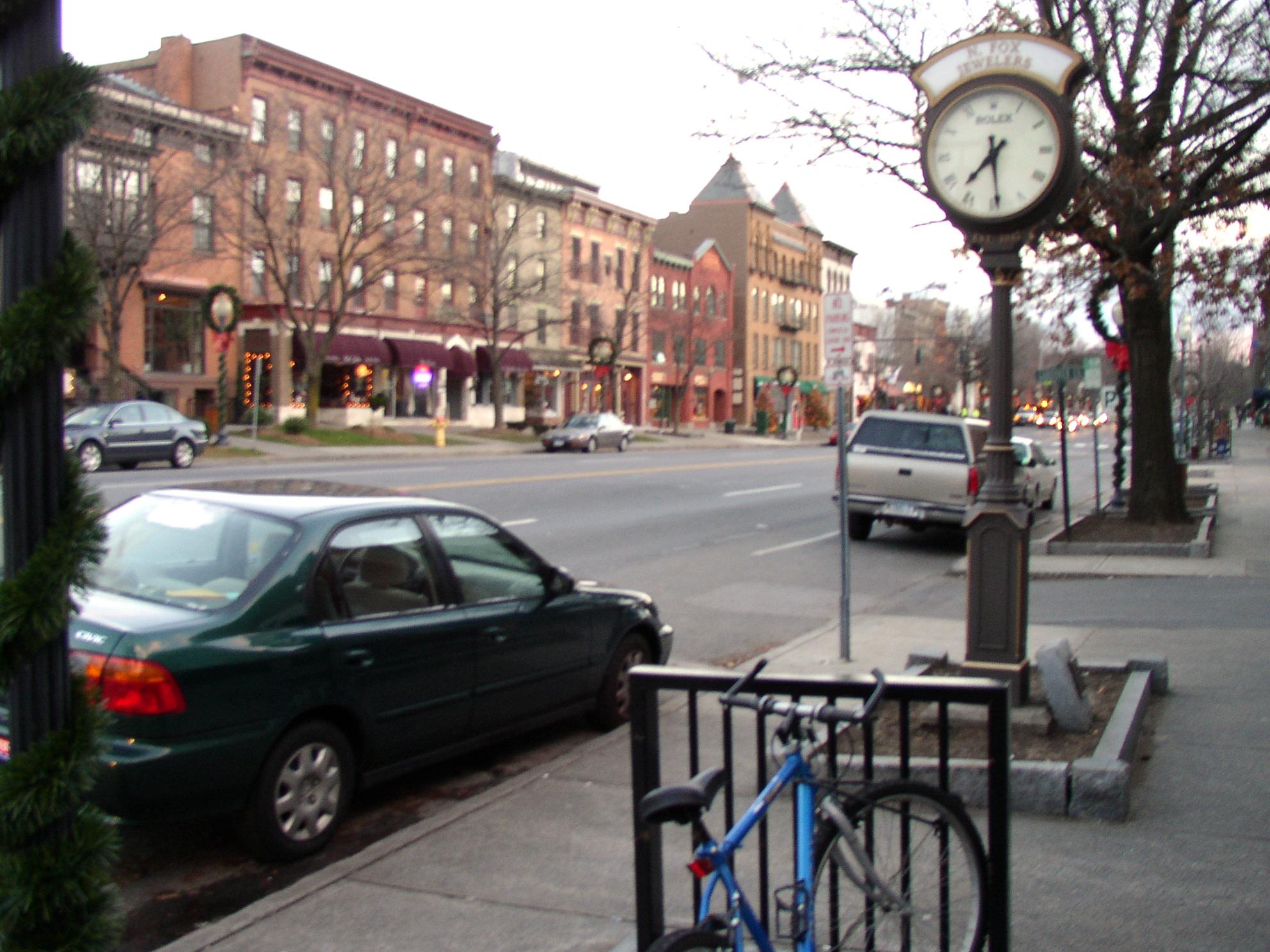 Saratoga Springs New York