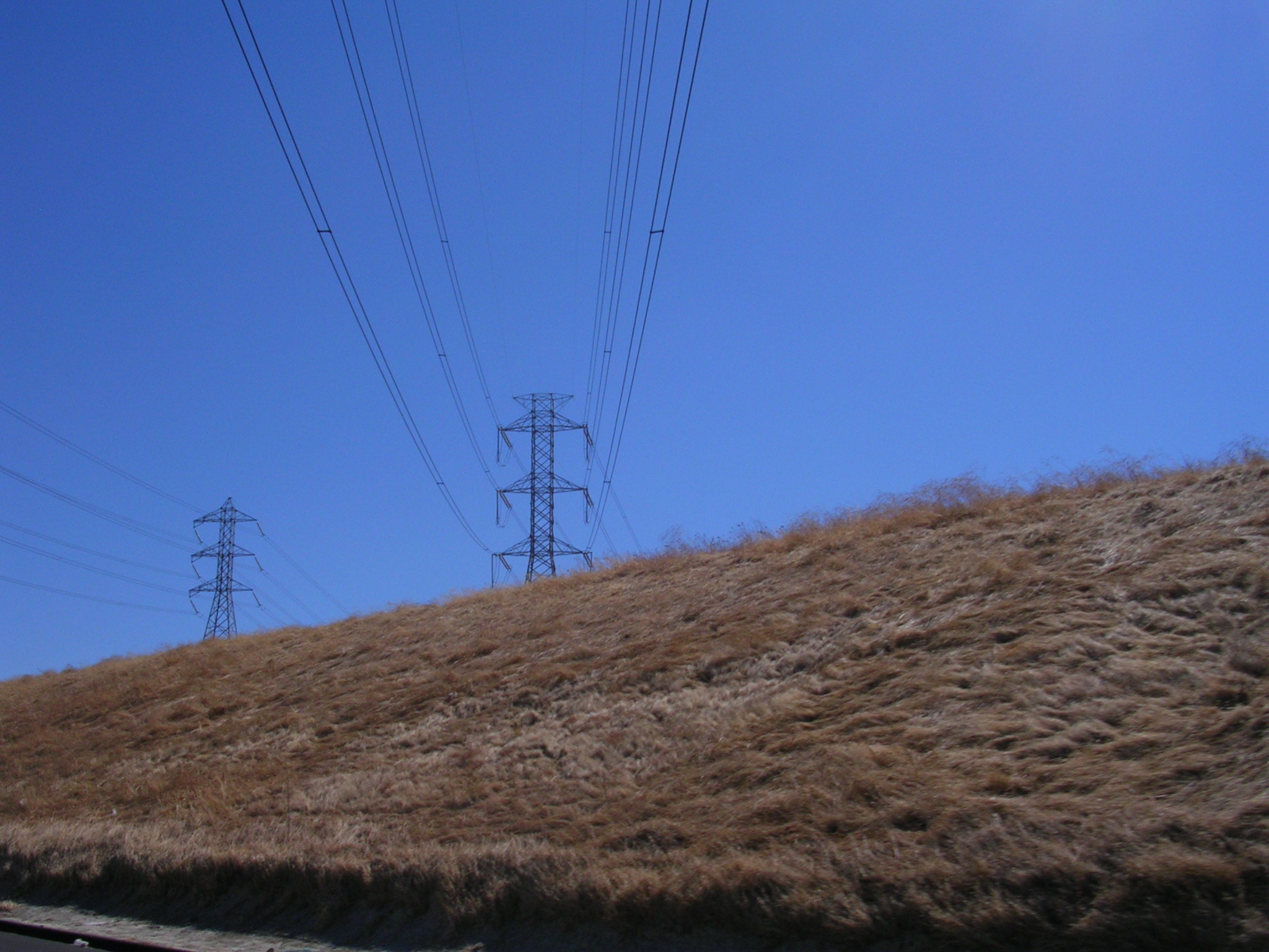 Filedual Circuit 500kv Power Lines Crossing I580 Wikimedia What Is