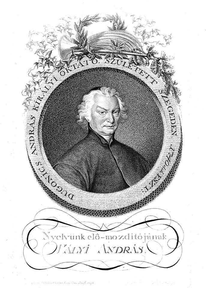 Dugonics András királyi oktató