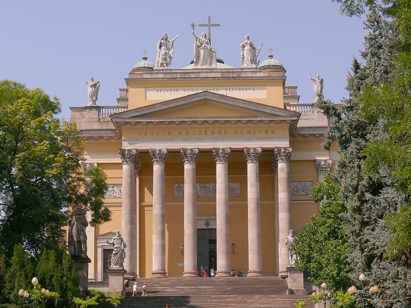 """Képtalálat a következőre: """"egri bazilika"""""""