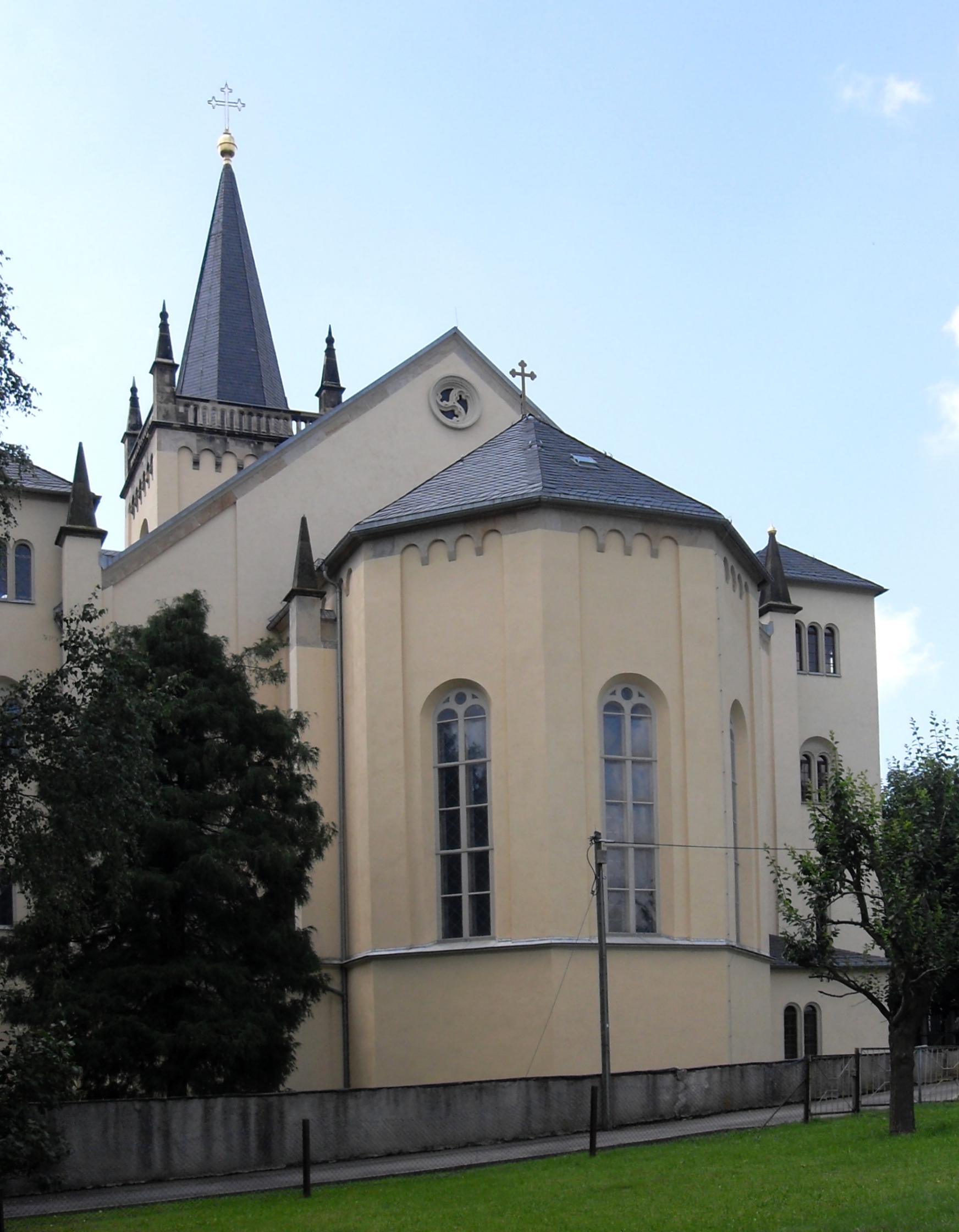 Kirche Eppendorf
