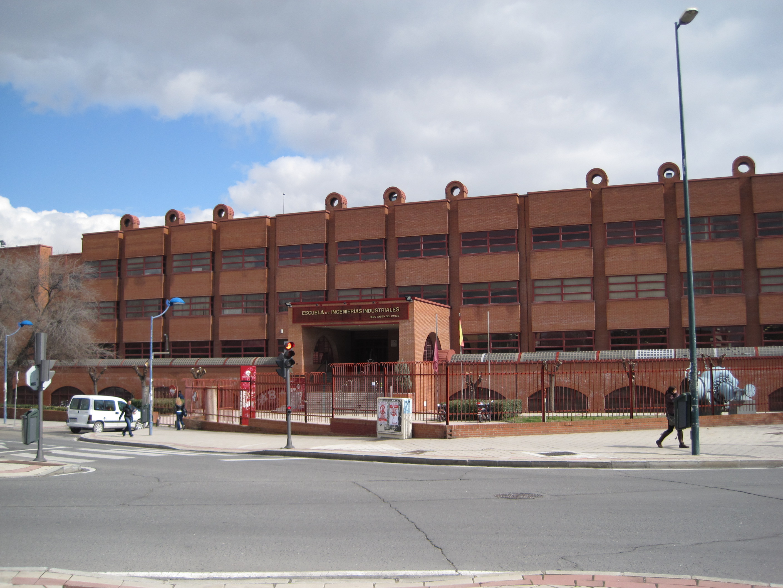 File escuela de ingenieros industriales - Escuela de arquitectura de valladolid ...