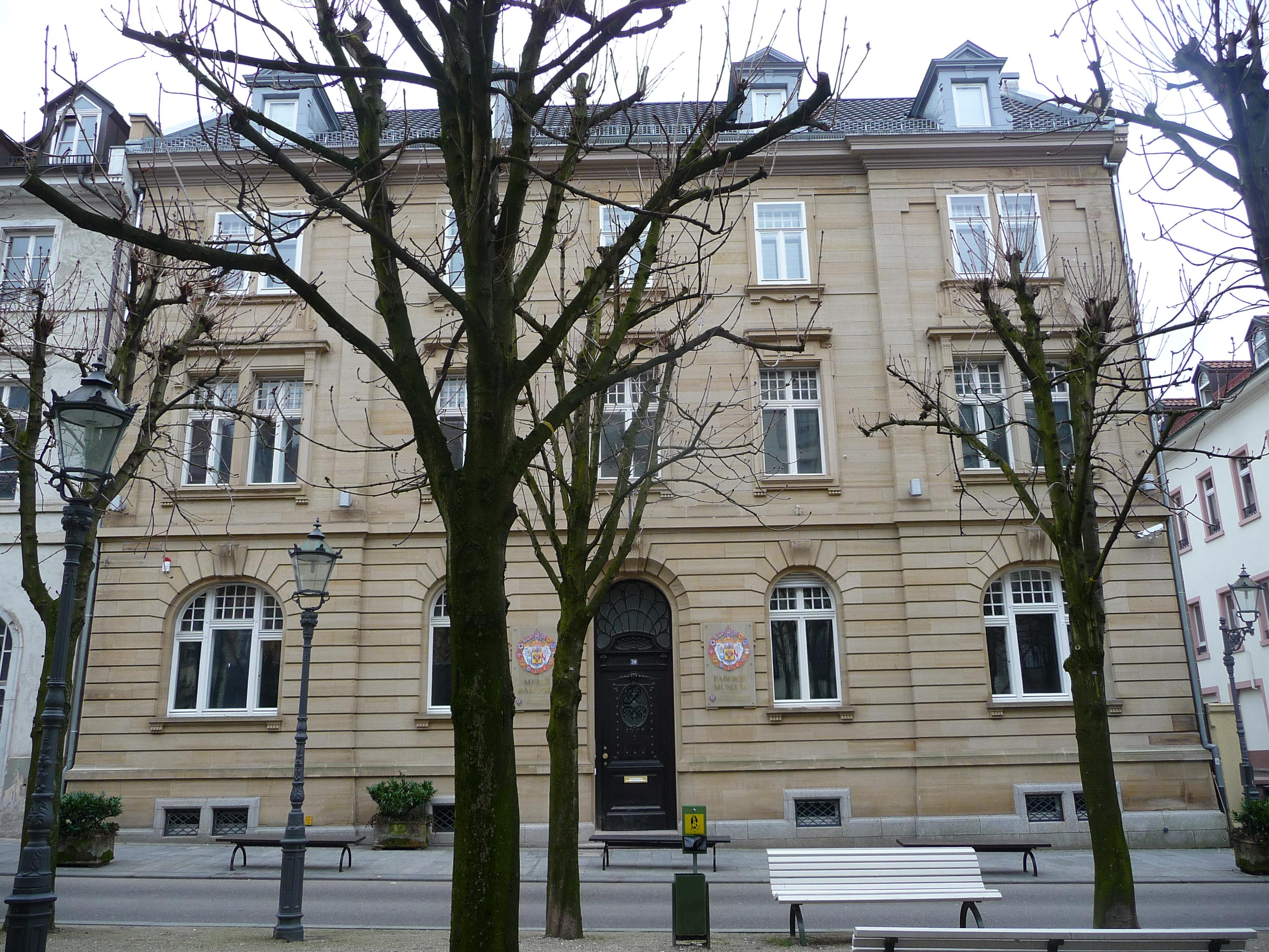 Fabergé Museum Baden-Baden