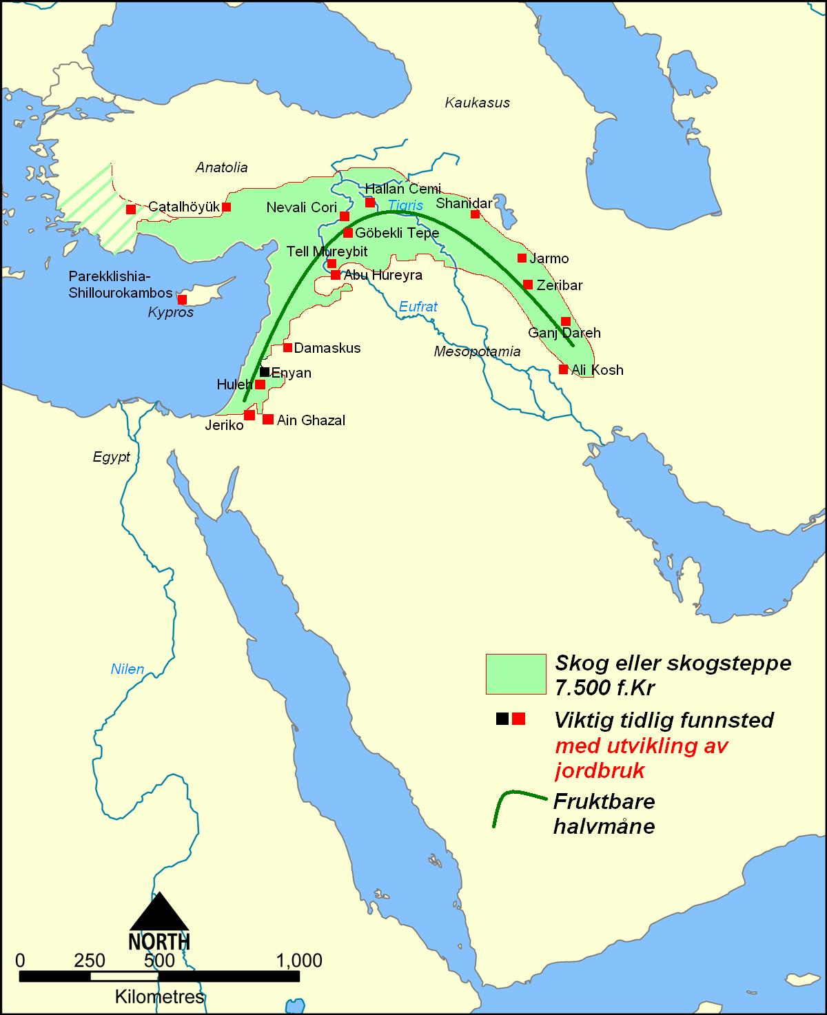 7500 BC