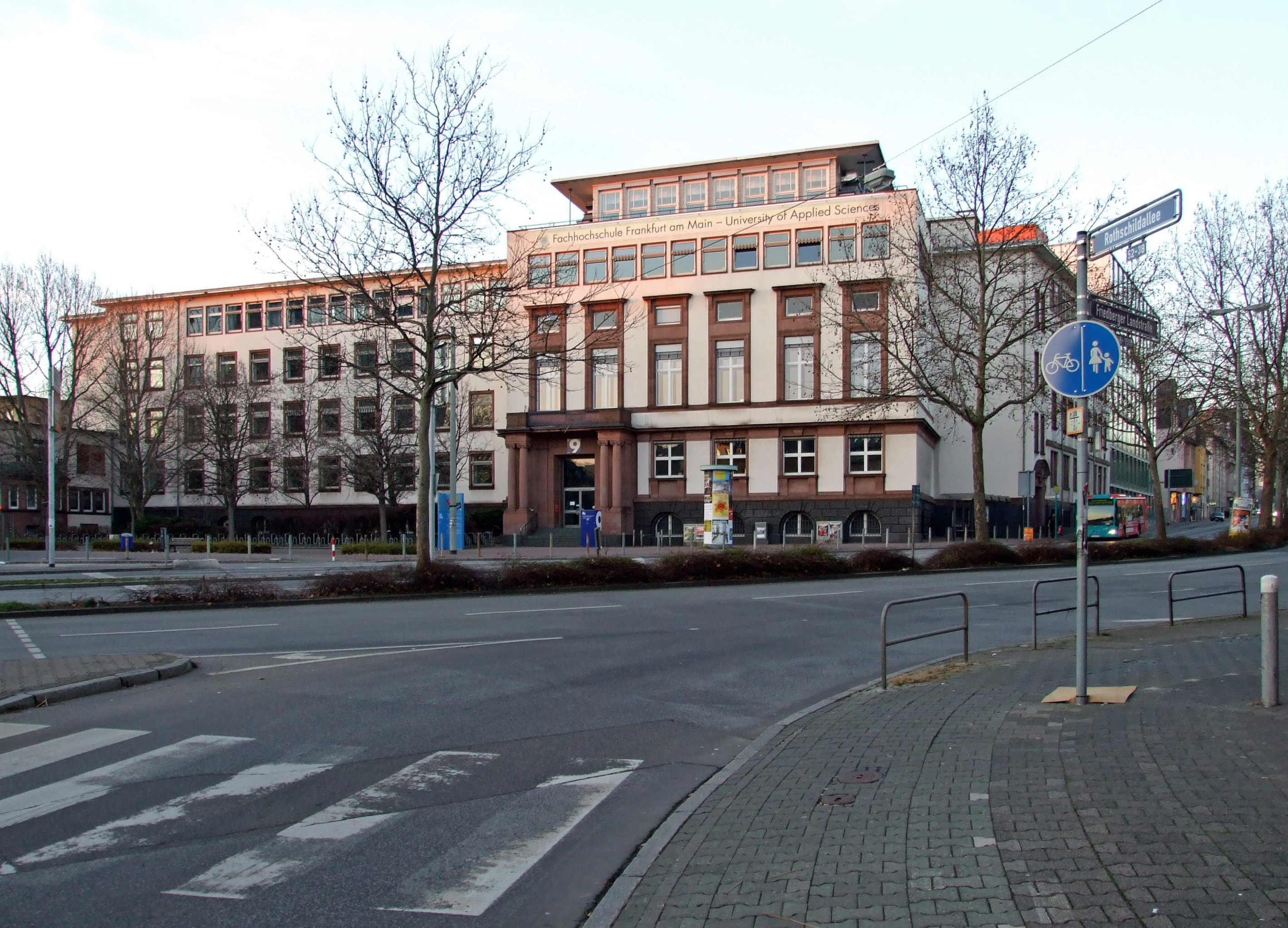 Cafe Fh Frankfurt