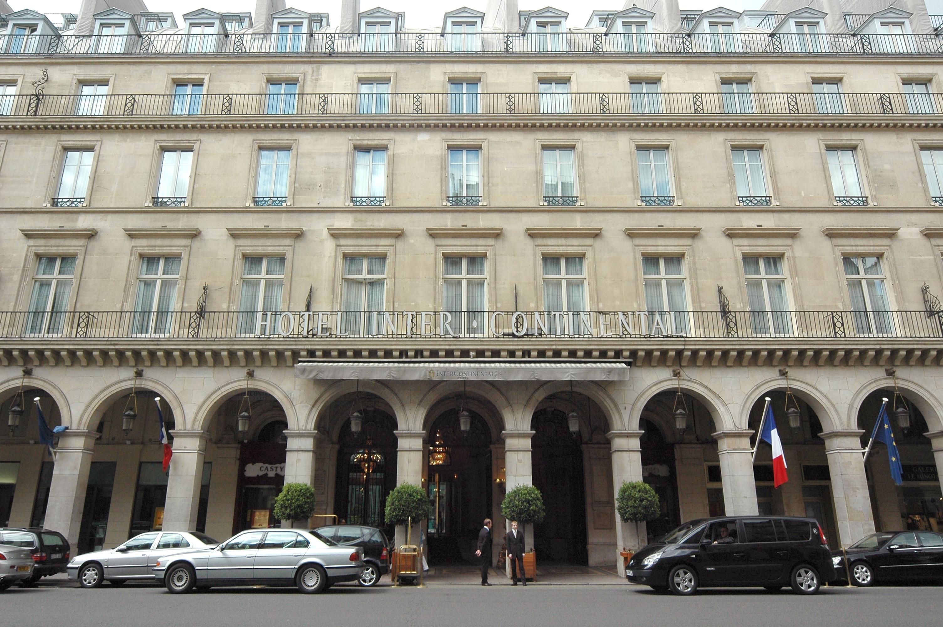 Hotel Carlton Paris Adrebe