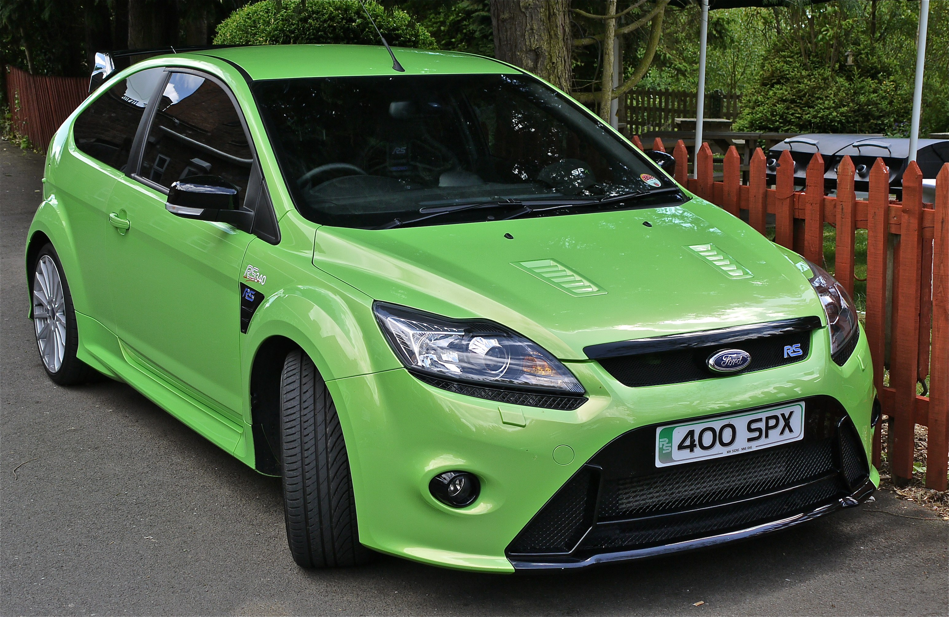 file ford focus rs flickr mick wikimedia commons. Black Bedroom Furniture Sets. Home Design Ideas