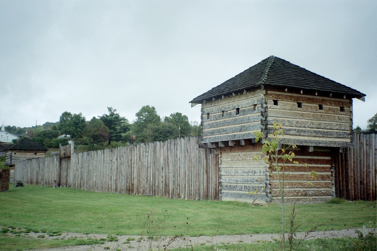 Forts In West Virginia