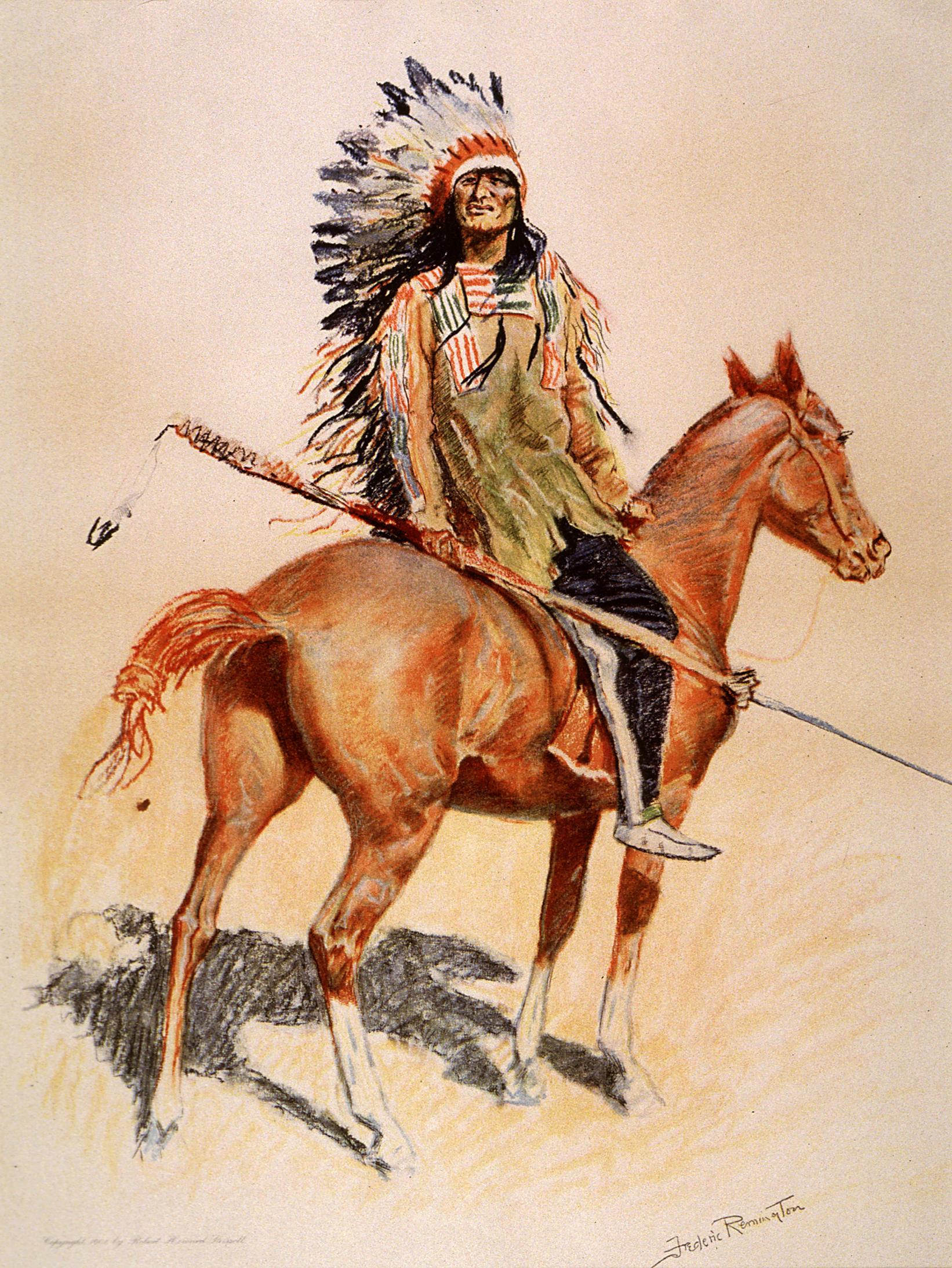 Famous American Western Artists: Remington, Russell, Catlin, Bierstadt, and Moran