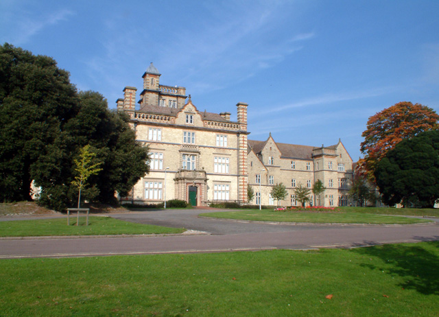 Fulbourn United Kingdom  city photos gallery : Description Fulbourn Mental Hospital, Victoria House geograph.org.uk ...