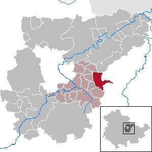 Großschwabhausen,  Thuringia, Germany