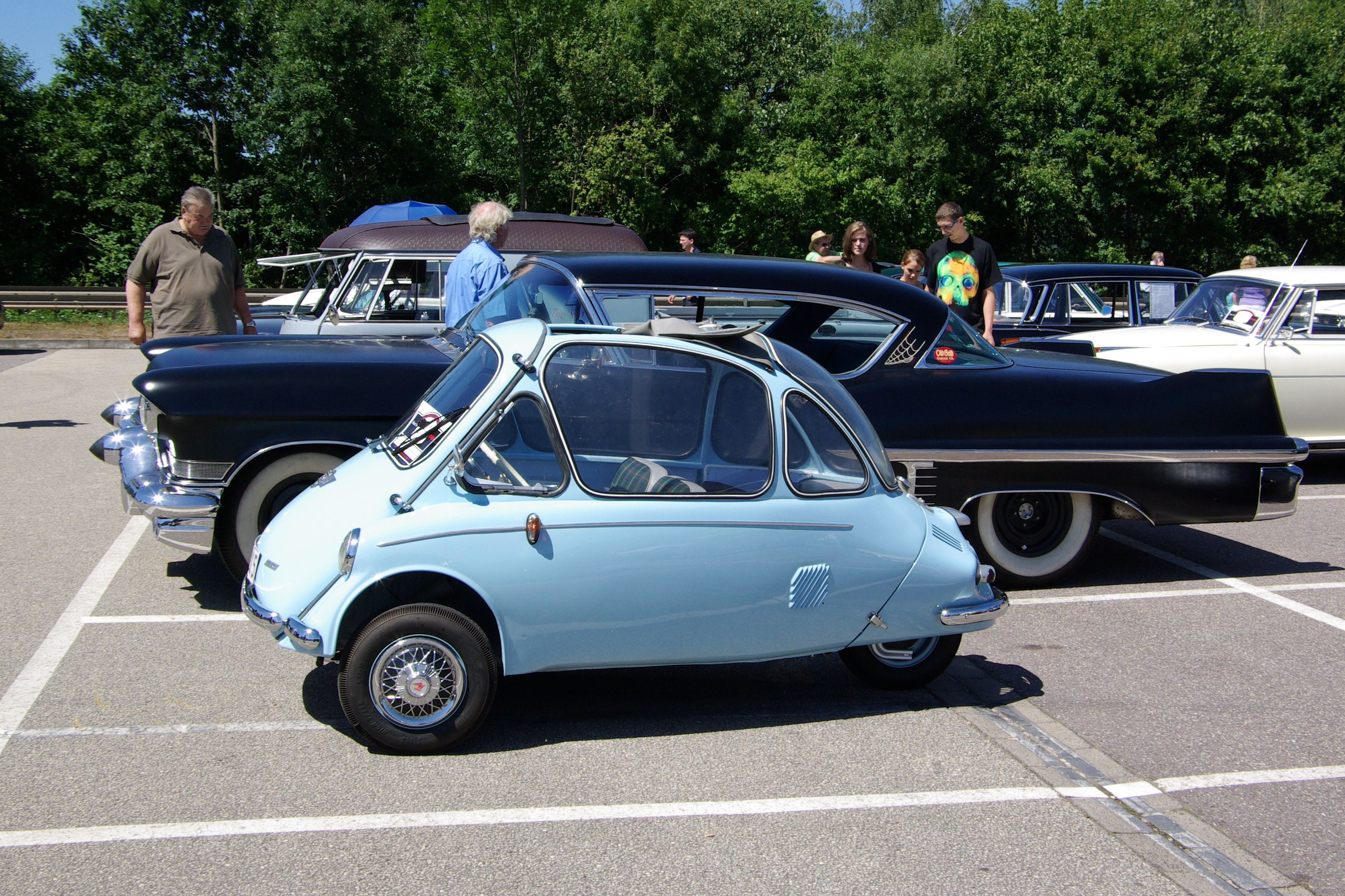 Heinkel Bubble Car For Sale Usa