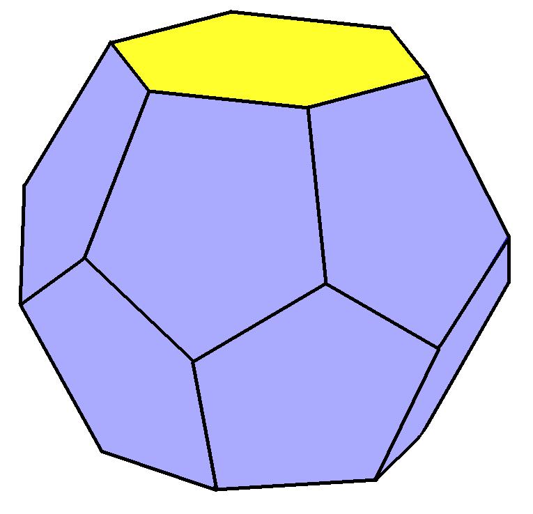 Truncated Hexagonal Trapezohedron