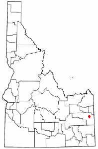 Loko di Swan Valley, Idaho