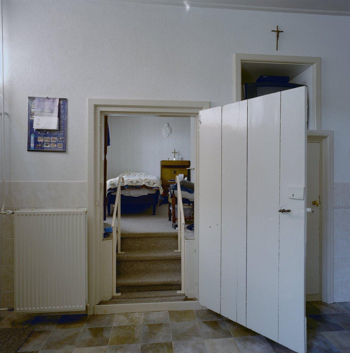 File interieur woongedeelte keuken met doorkijk naar for Interieur keuken