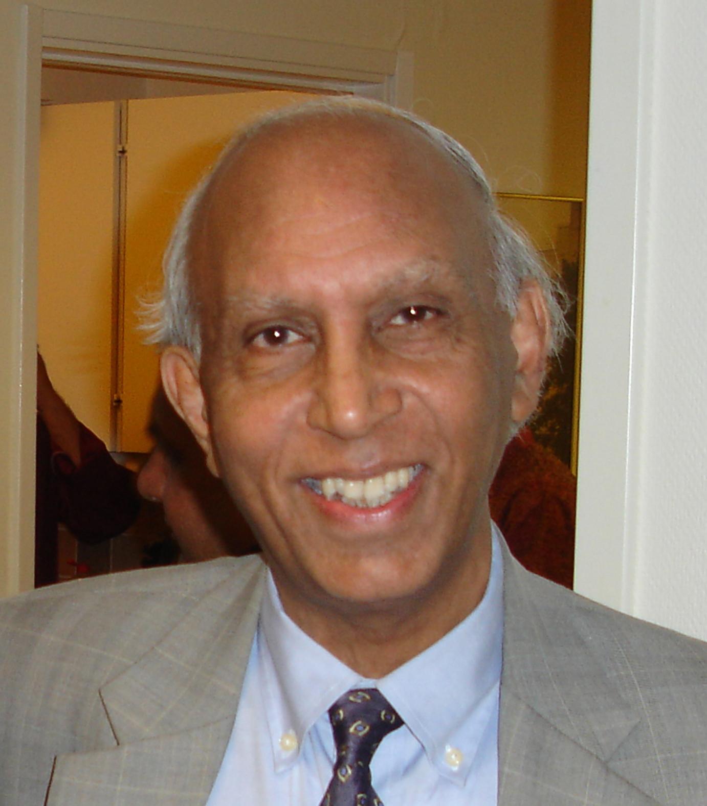 Ishtiaq Ahmed (political scientist) - Wikipedia