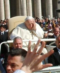Health of Pope John Paul II