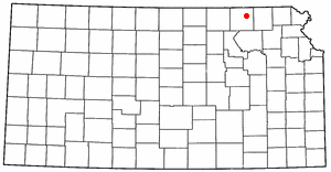 Loko di Beattie, Kansas
