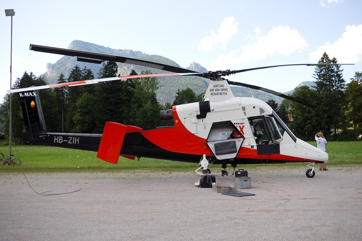Elicottero Kaman K Max : Google images