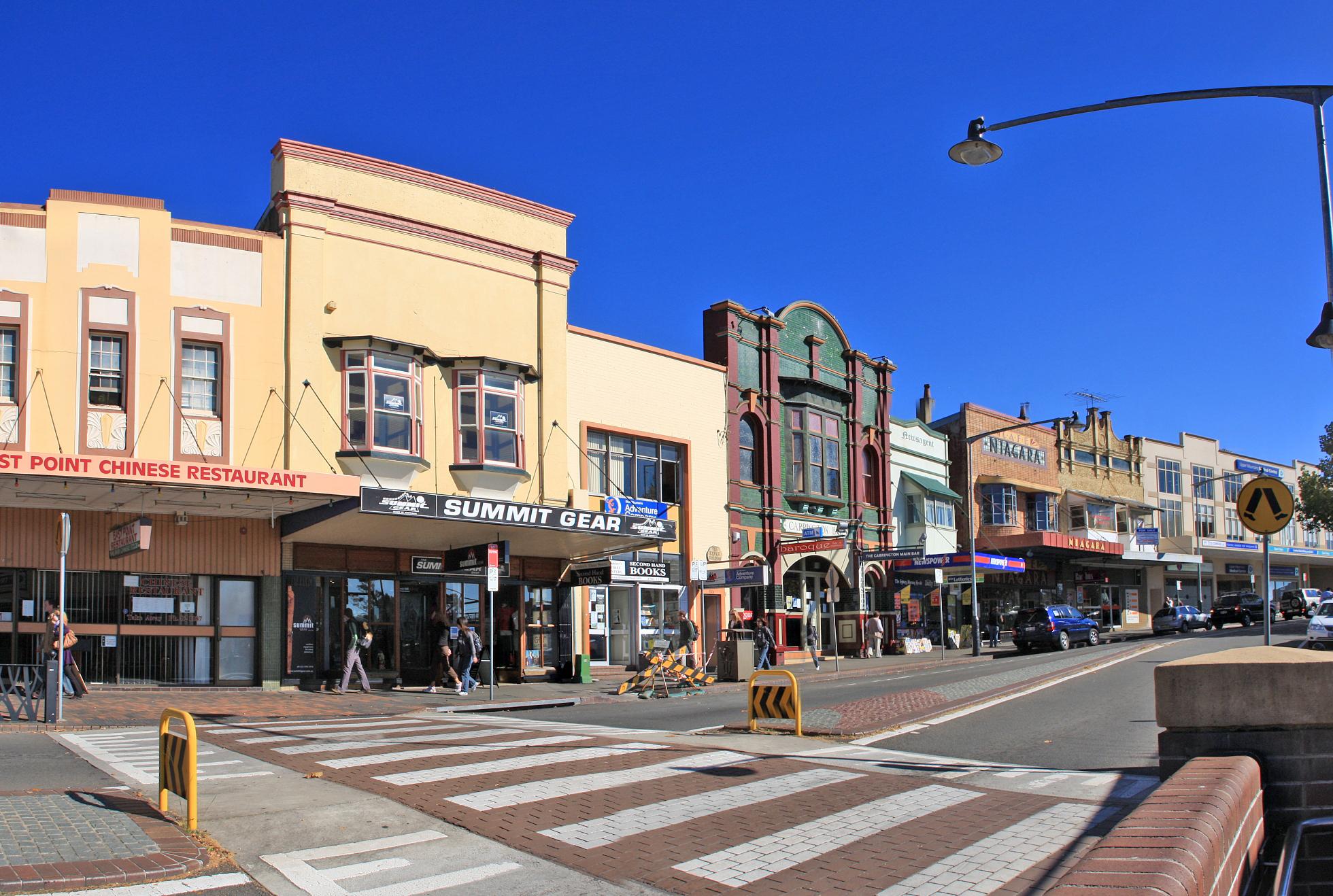Paragon Cafe Katoomba Opening Hours