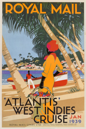 File Kenneth Shoesmith Atlantis West Indies Cruise 1939 Jpg Wikimedia Commons