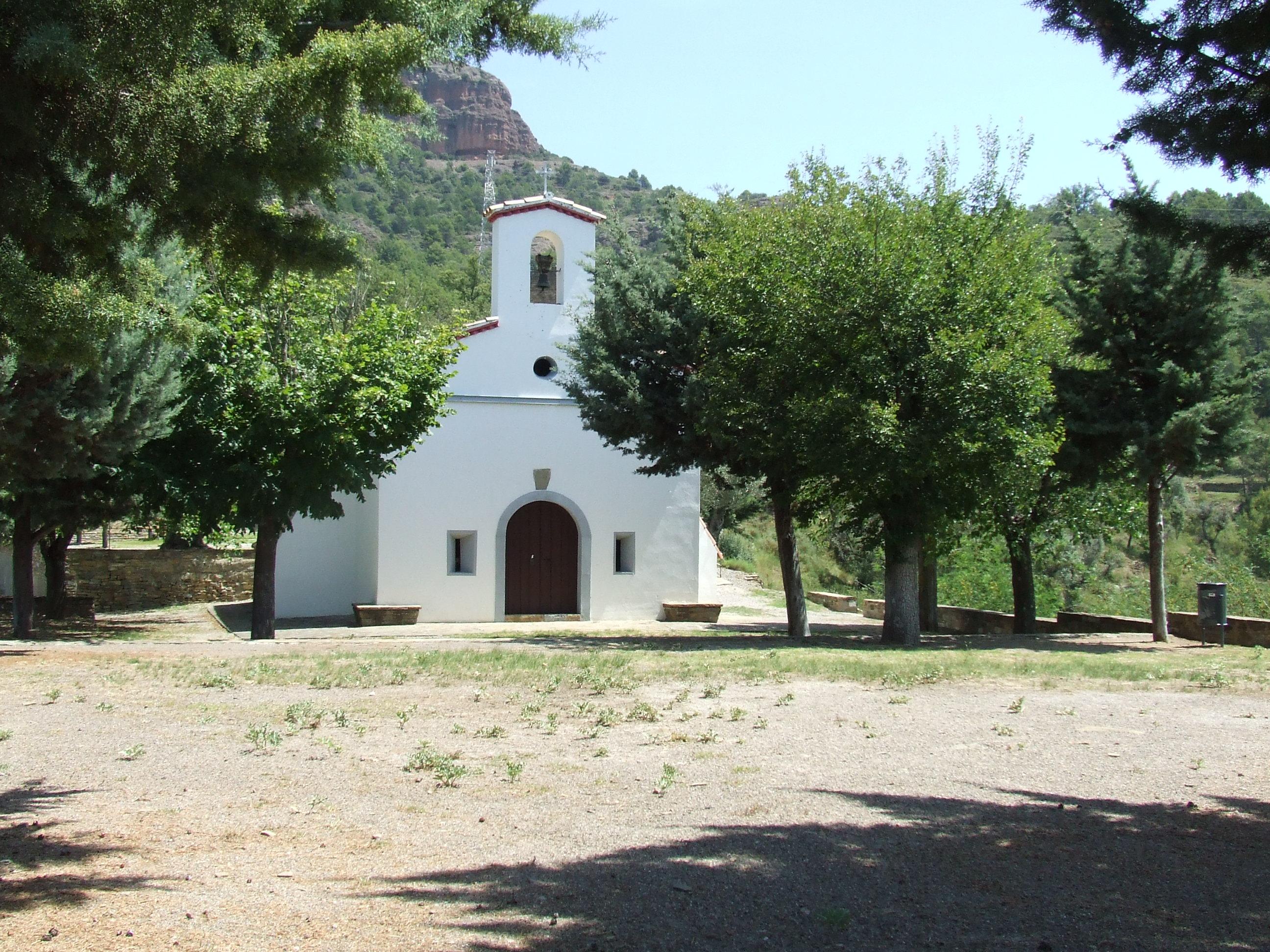 Ermita de Sant Miquel del Pui, font: wikimedia