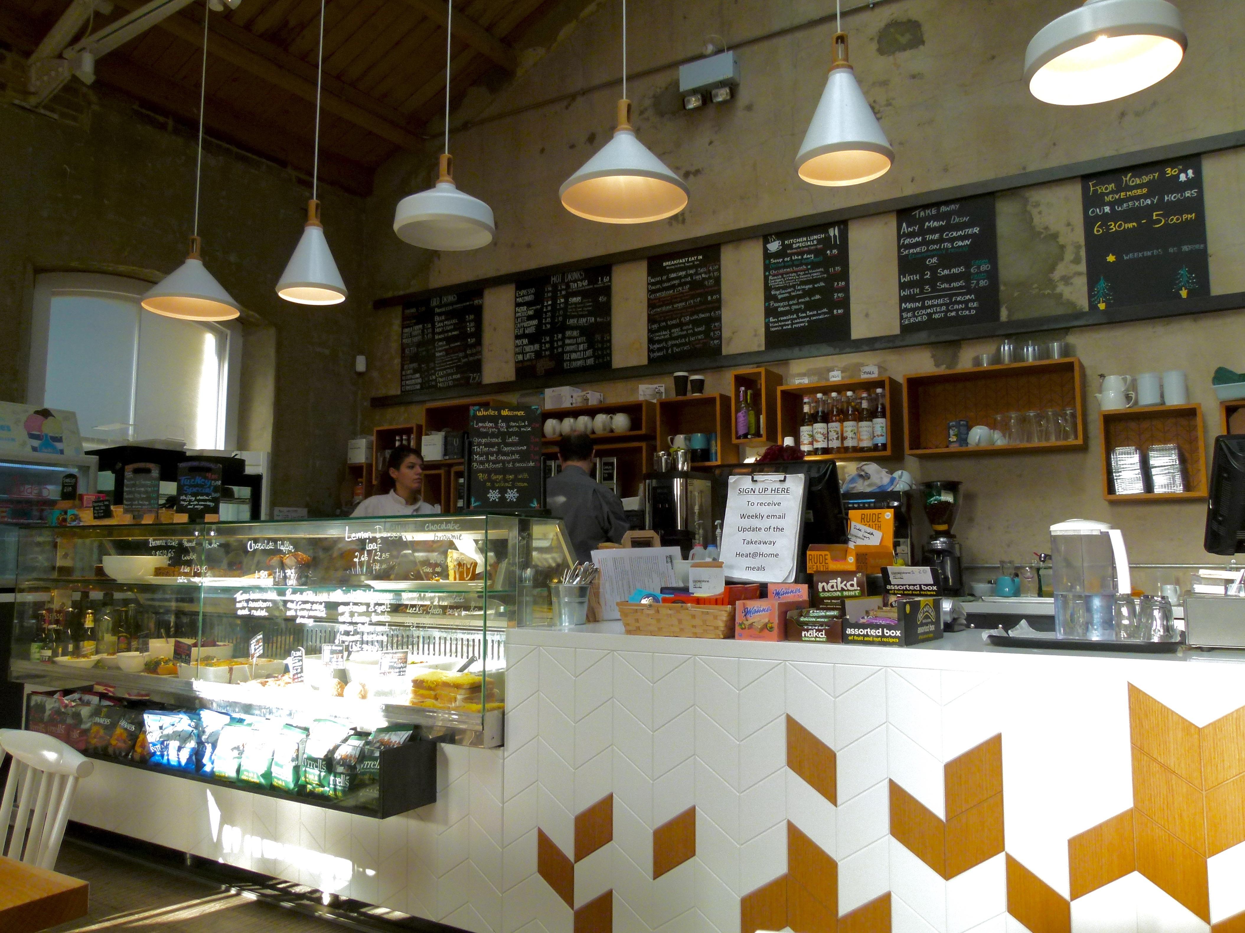 Cornerstone Cafe And Taphouse Menu