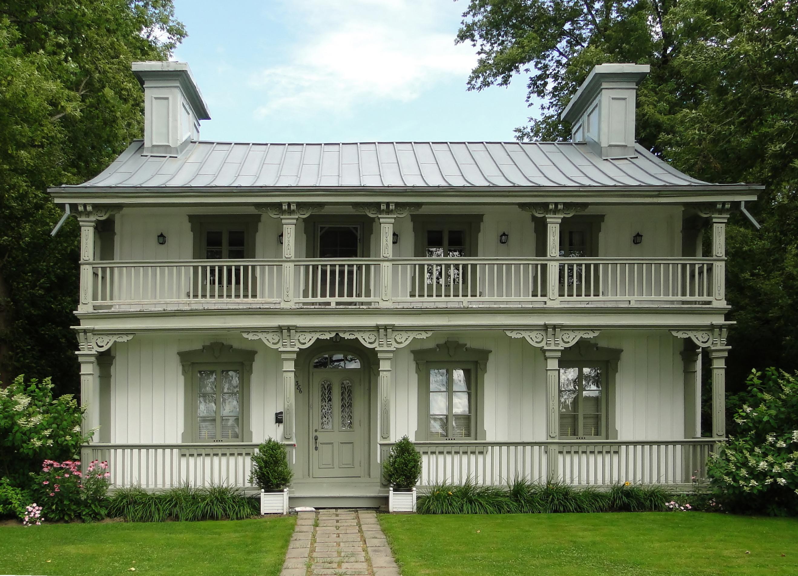 Belle Fichier:Maison Quintal-Quesnel, Boucherville.jpg — Wikipédia KB-83