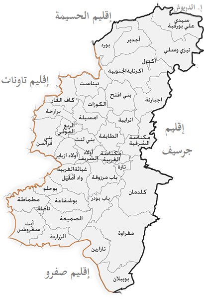 FileMap of Taza Province ARpng Wikimedia Commons