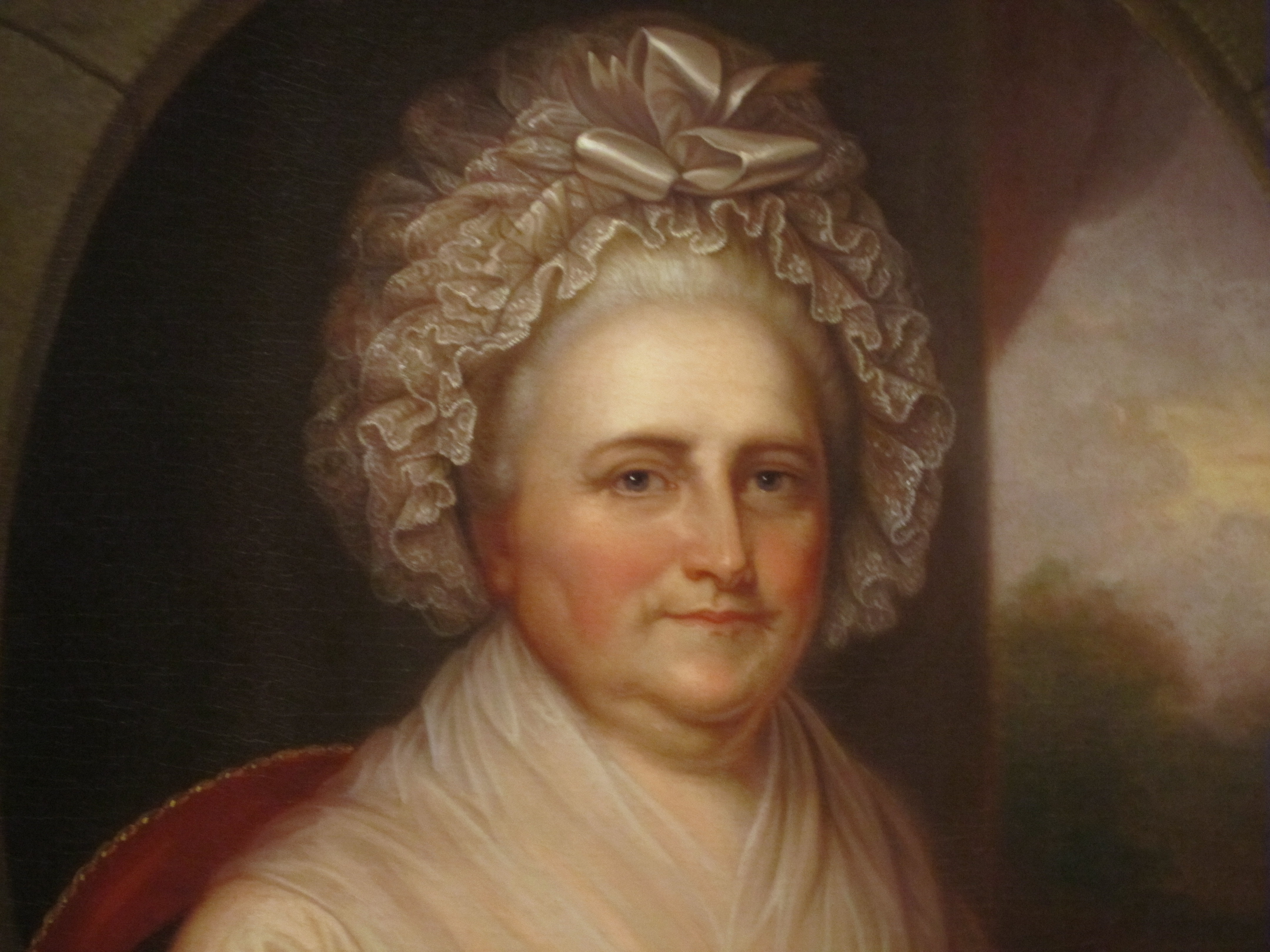 martha washington I am still determined to be cheerful and to be happy in whatever situation i may be, for i have also learnt from experience that the greater part of our happiness or misery depends upon our dispositions, and not upon our circumstances born - june 2, 1731 in chestnut grove, new kent county, virginia parents - john.