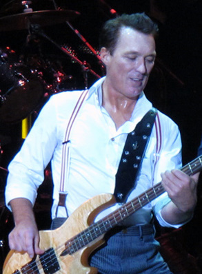 Kemp performing in October 2009