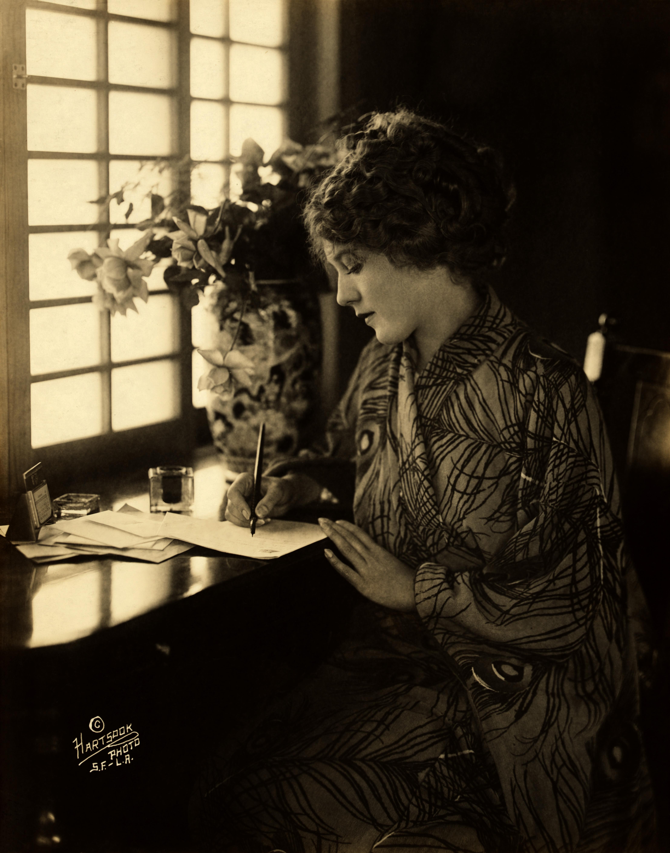 Mary Pickford Hartsook