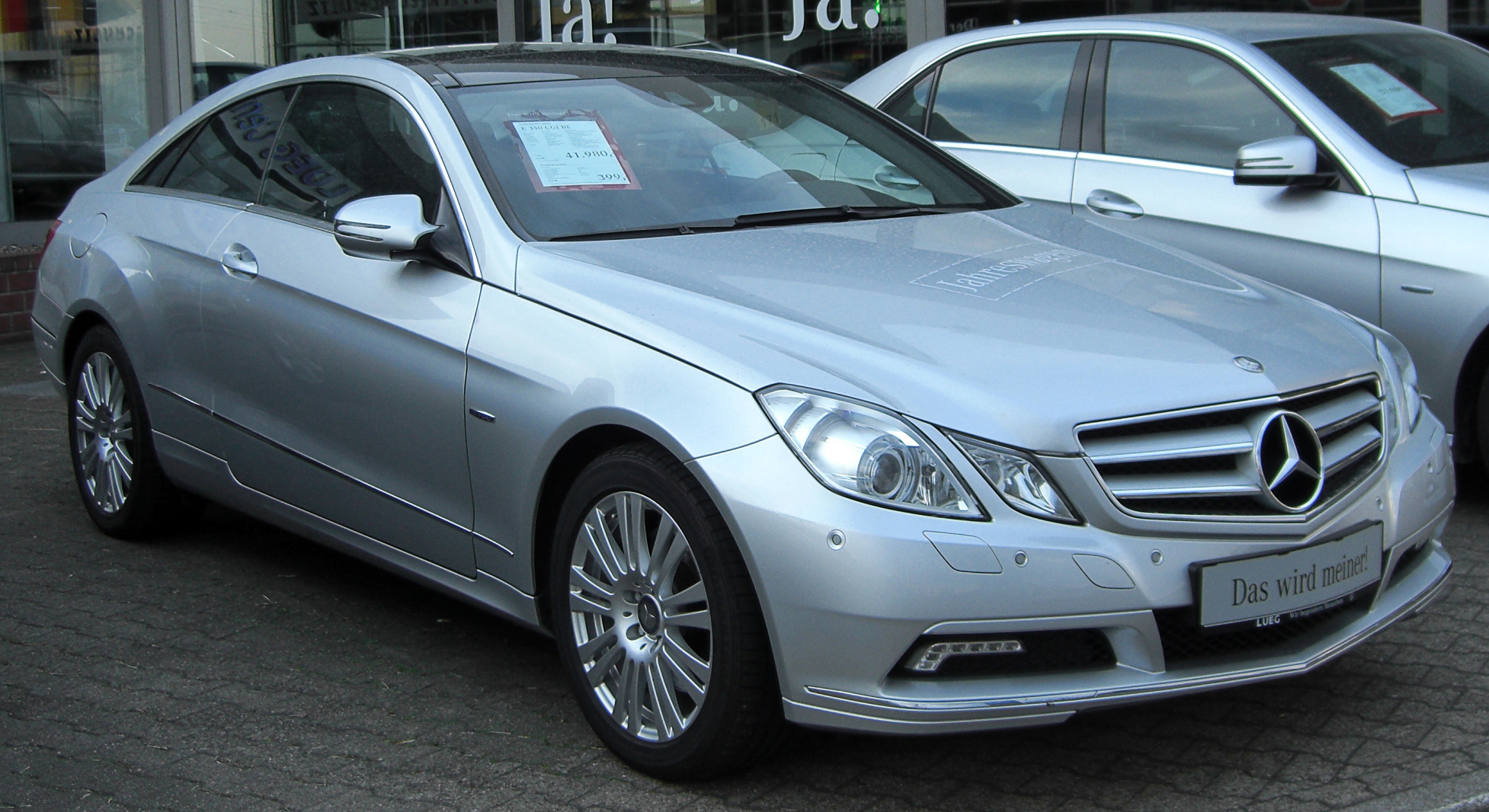 Mercedes Benz Preowned