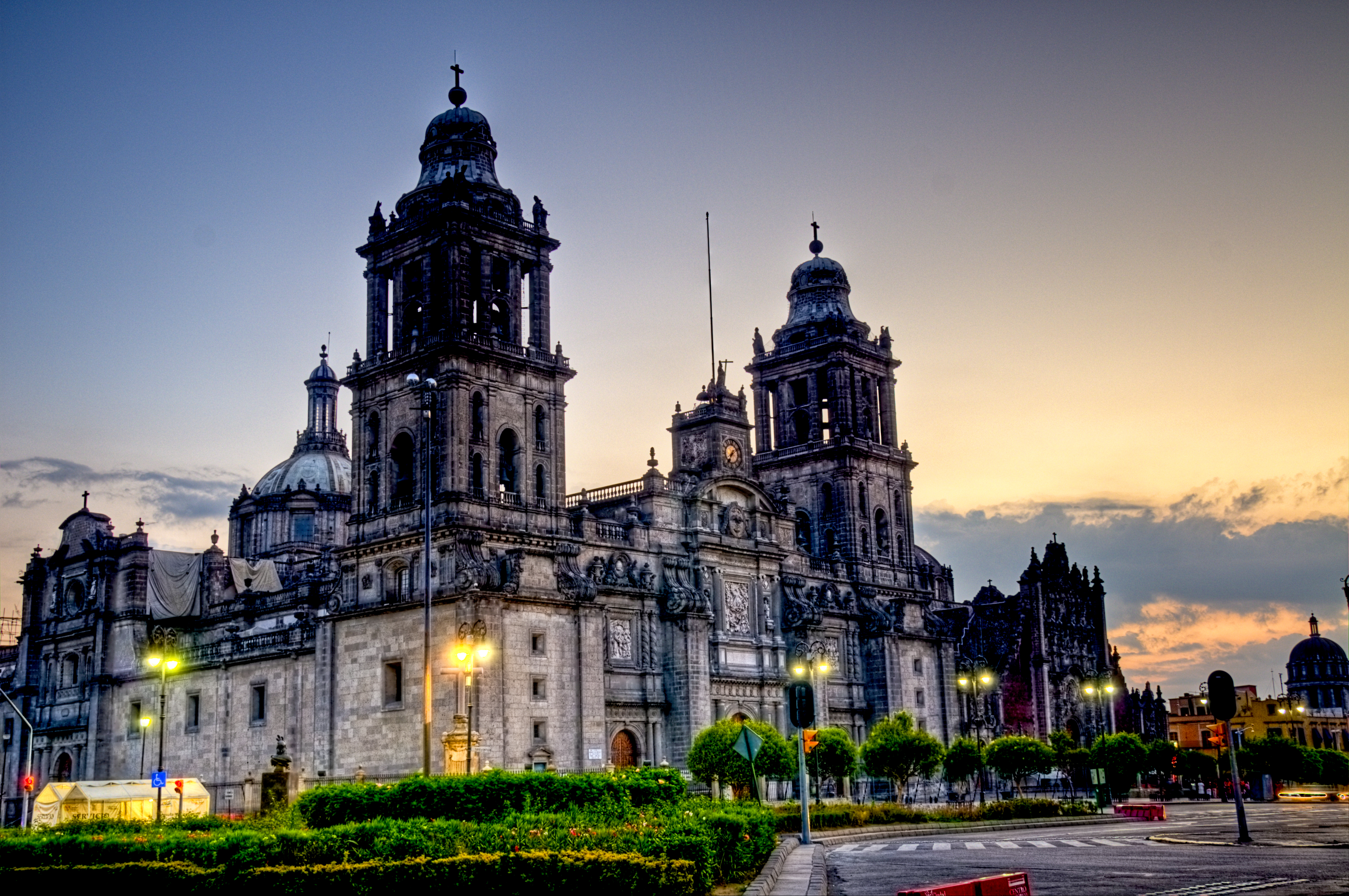 Mexico City Mexico  City new picture : Mexico City Cathedral Wikipedia, the free encyclopedia