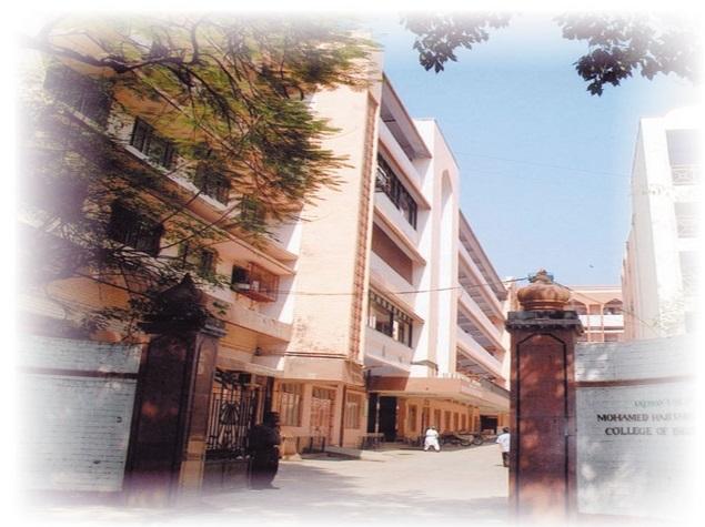 Saboo Siddik College Interior Design