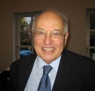 Michael Atiyah in 2007. Foto: Gert-Martin Greuel
