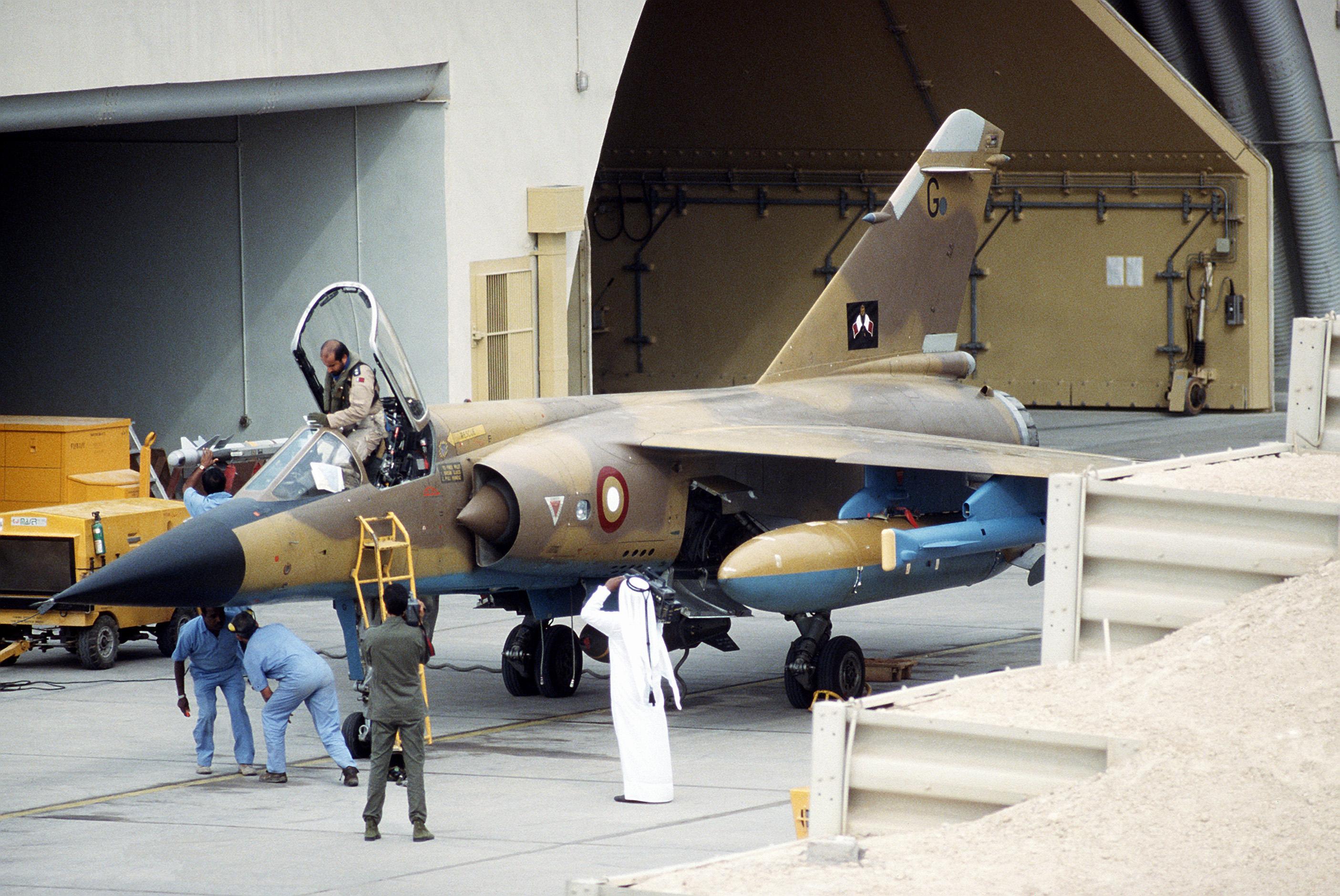 Aviones de la Guerra Fria Mirage_F1_Qatar