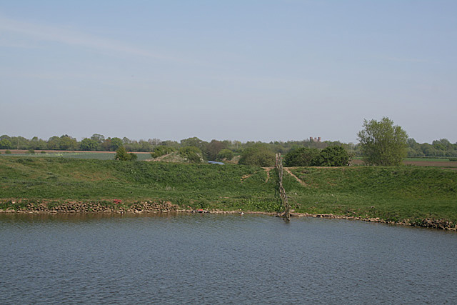 Mouth of the Horncastle Canal - geograph.org.uk - 418730
