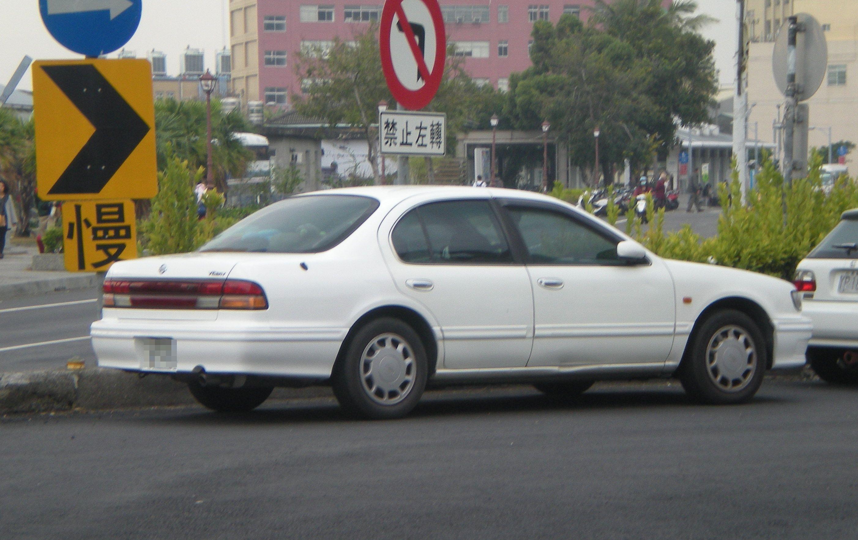 Build A Nissan 2020 New Car Reviews Models Detomaso Pantera Wiring Diagram Filenissan Cefiro A32 Taiwan 001 Wikimedia