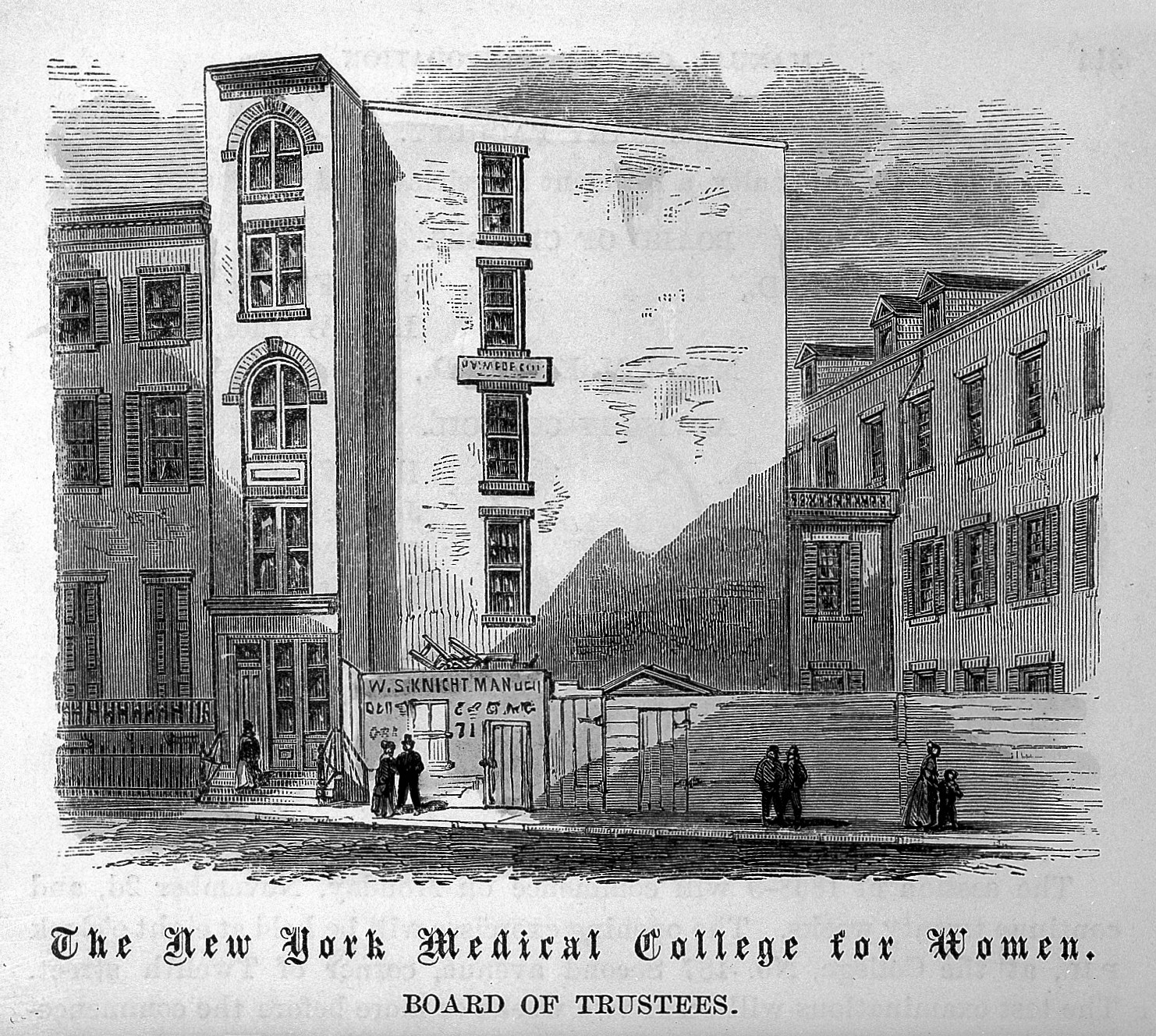 file new york infirmary and women u0026 39 s medical college  new