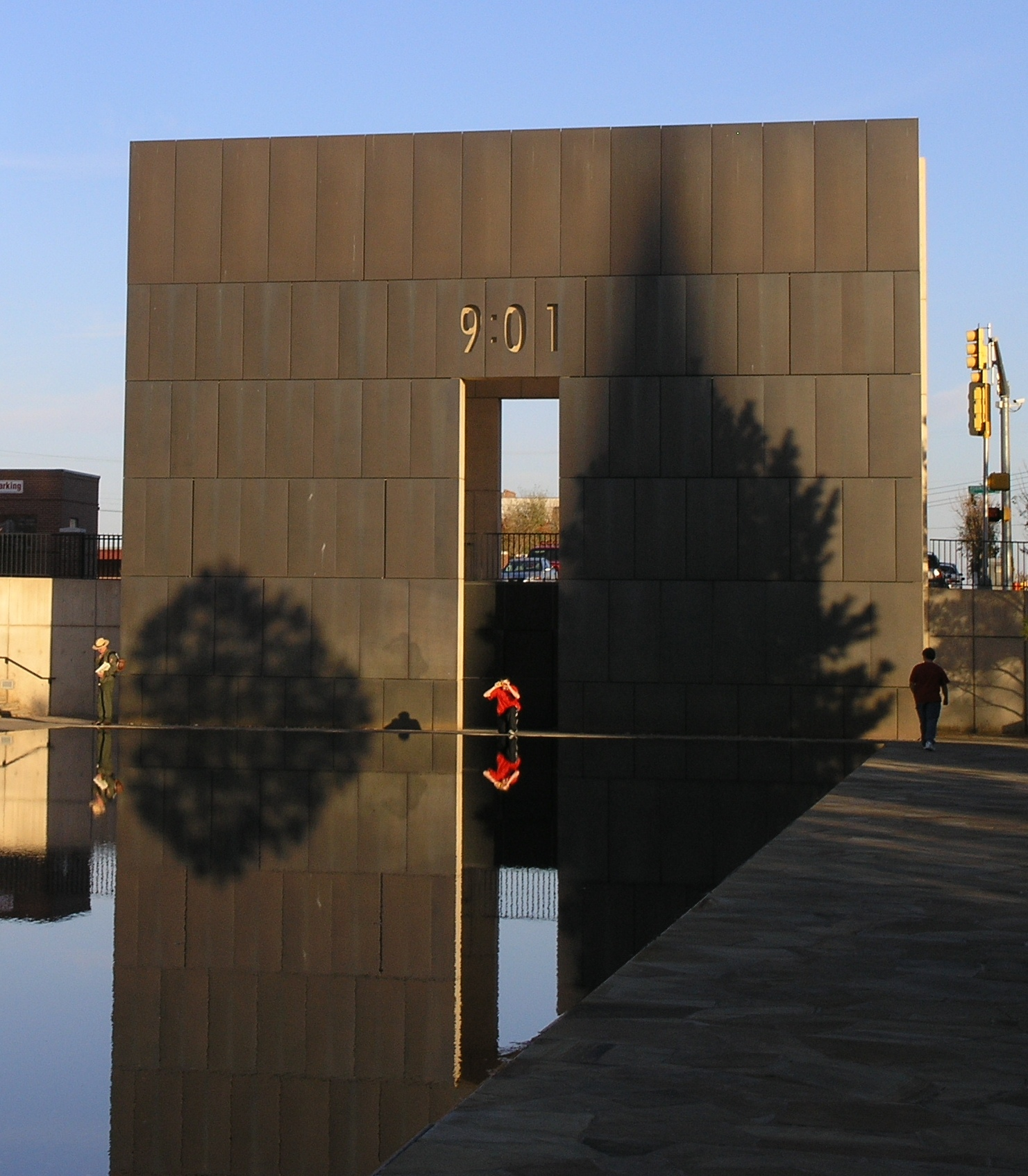Oklahoma city bombing date